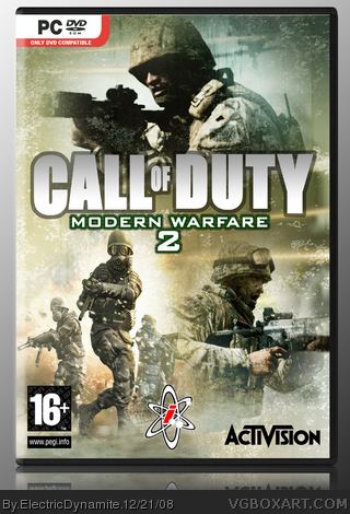 call of duty modern warfare 2 pc. CALL OF DUTY MODERN WAREFARE 2